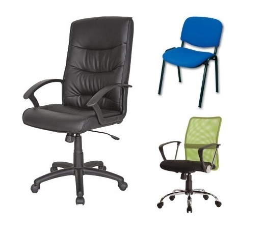 Chairs - Offices and meetings